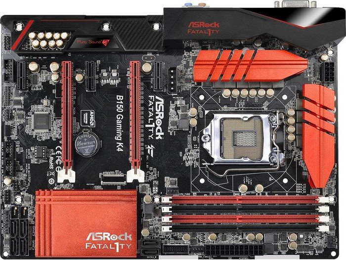 ASRock Fatal1ty B150 Gaming K4/D3 Intel ME Drivers Download Free