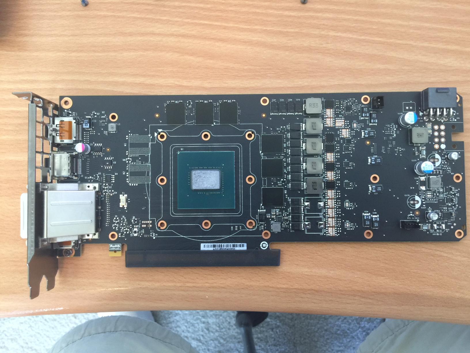 Compatibility list for EK-FC GeForce GTX FE - Nickel