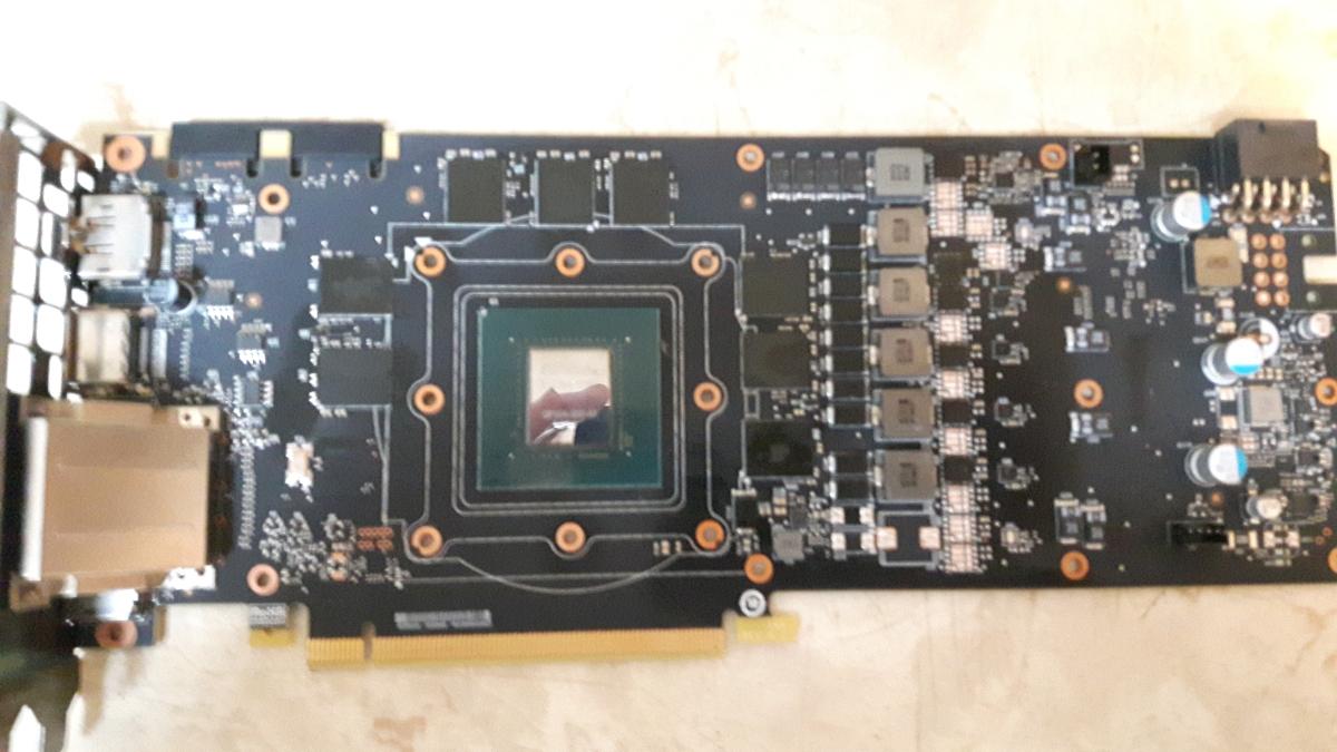 Compatibility list for EK-FC1080 GTX Backplate - Black