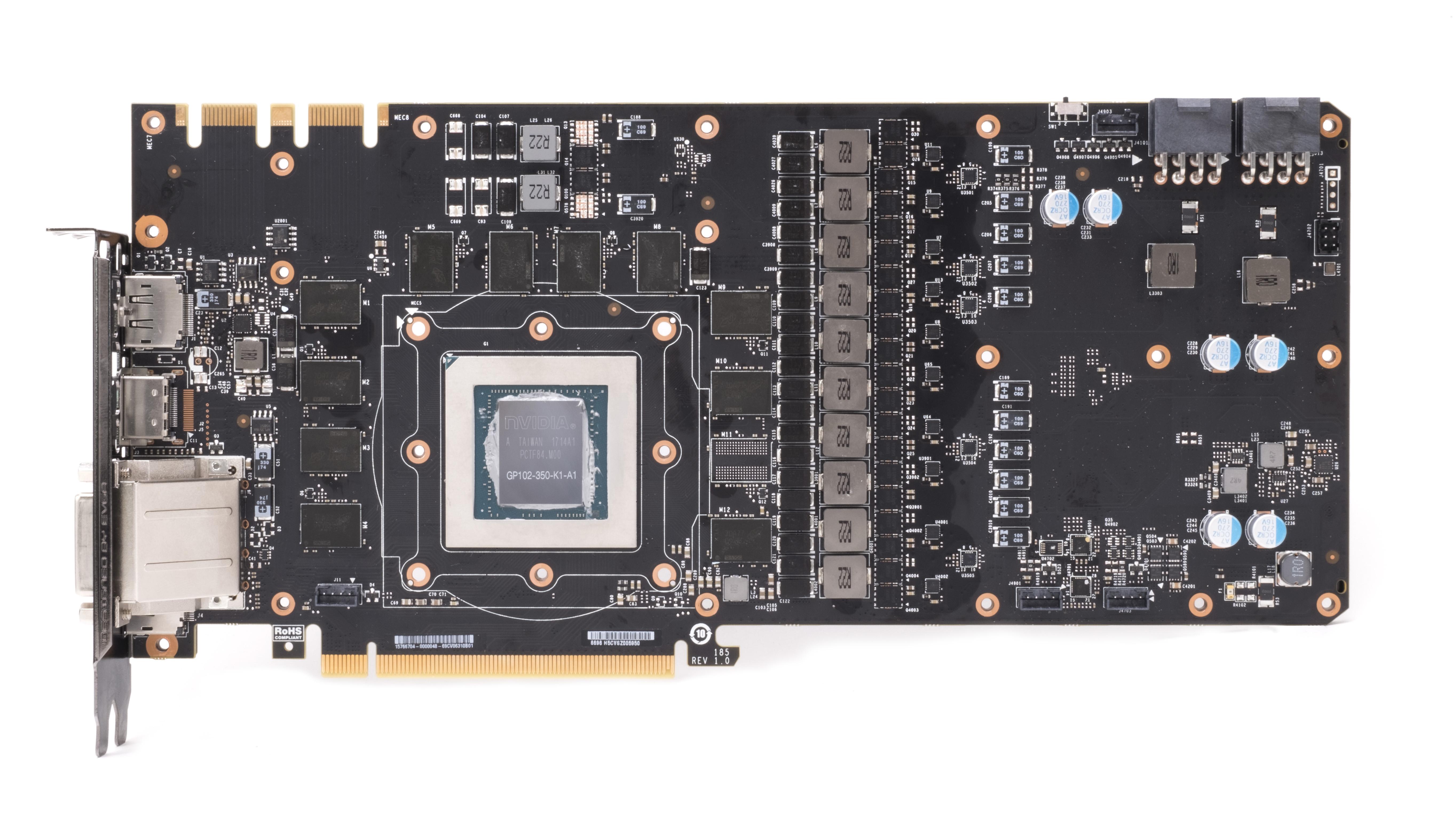 Compatibility list for EK-FC1080 GTX Ti FTW3 RGB - Nickel