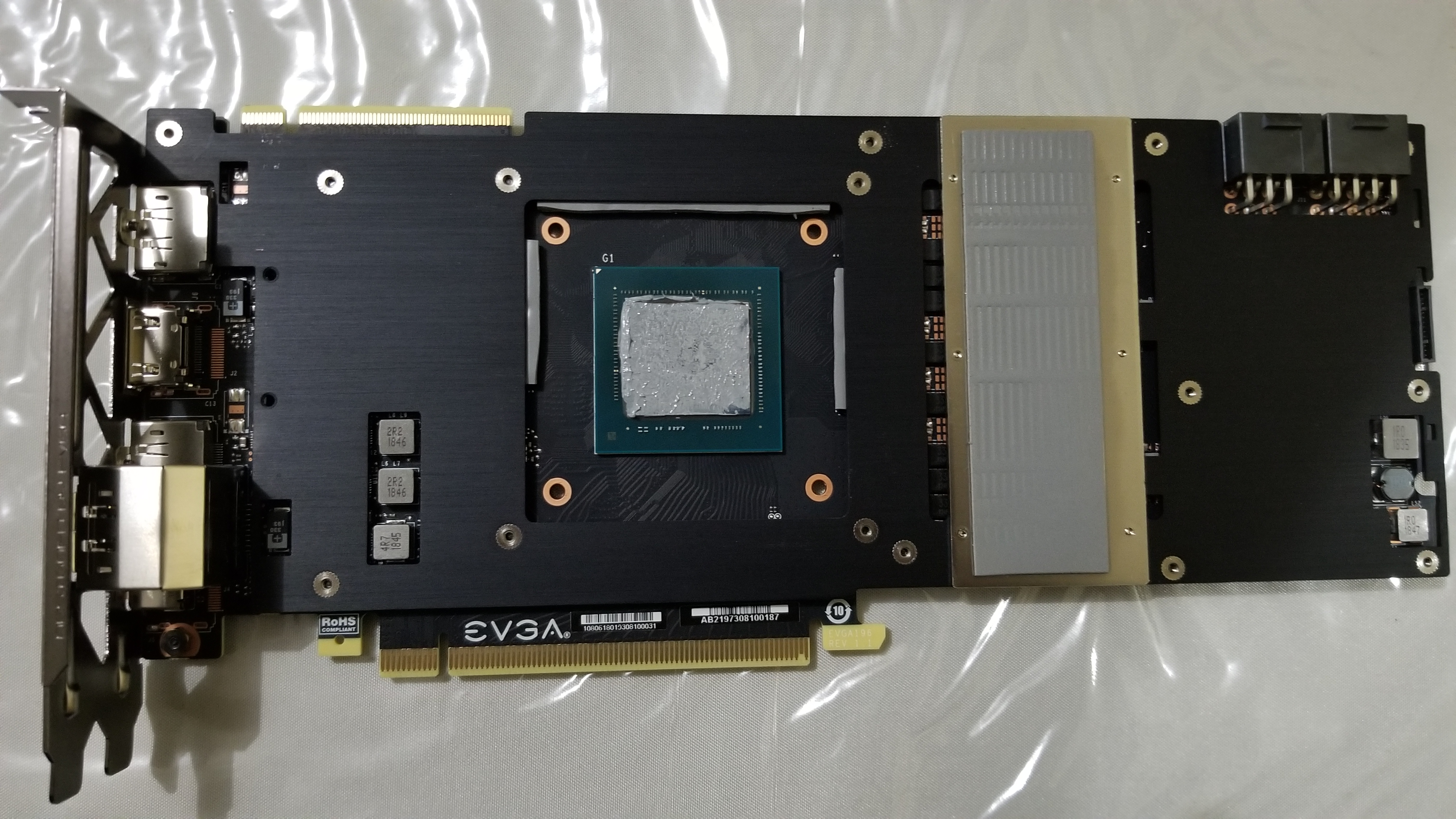 Compatibility list for EK-Vector RTX 2080 RGB - Nickel +