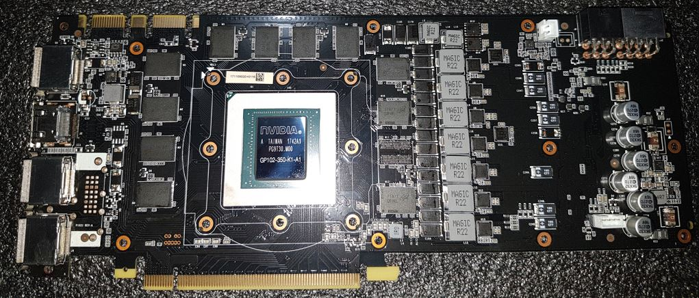List of compatible water blocks   Gainward GeForce GTX 1080 Ti