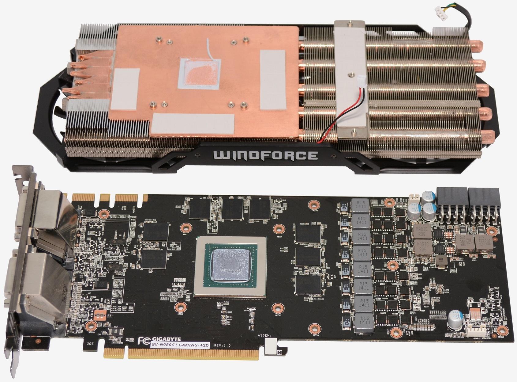 List of compatible water blocks | GIGABYTE GeForce GTX 980 Gaming G1