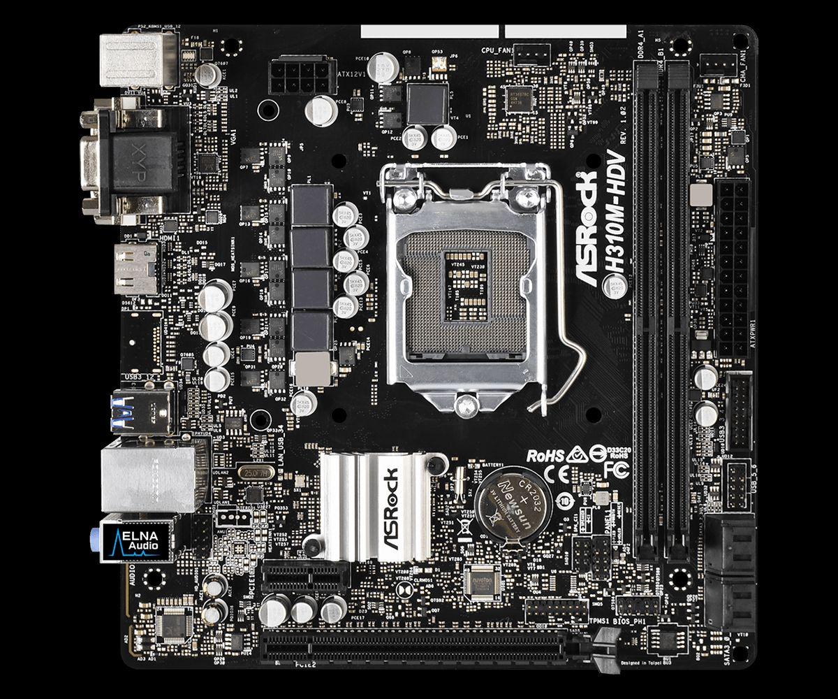 Compatibility List For Ek Annihilator Coolingconfiguratorcom Asrock Motherboard H110m Hdv Ddr4 Socket 1151 Mb Cpu H310m