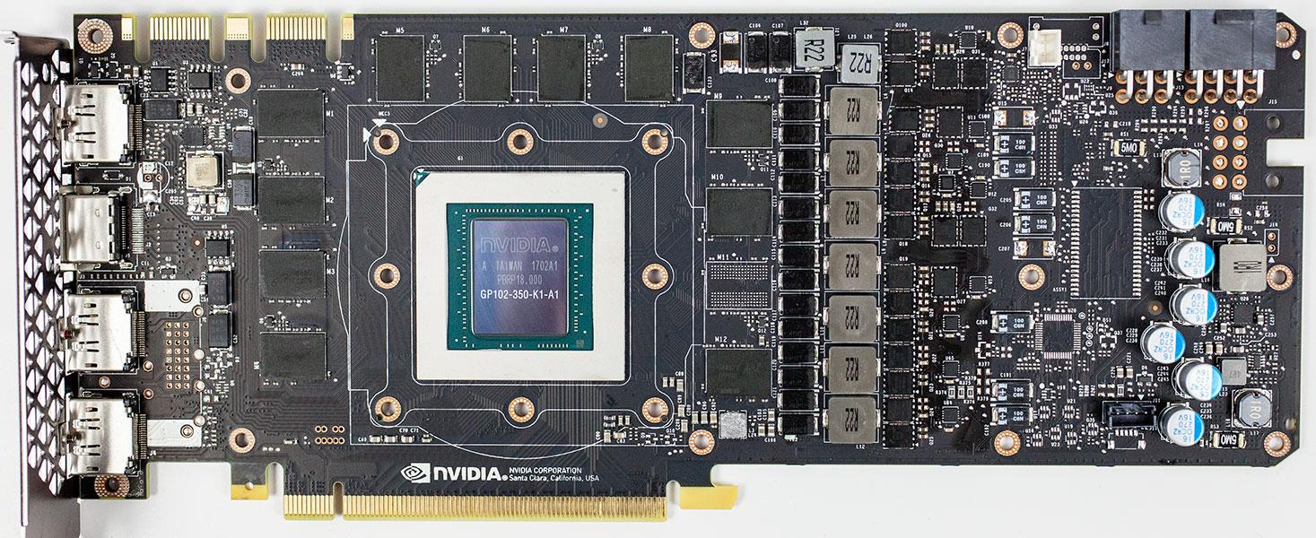 Compatibility list for EK-FC GeForce GTX FE RGB - Nickel
