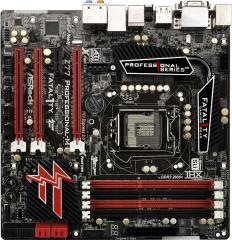 ASRock Fatal1ty Z77 Professional-M Drivers for Windows 10