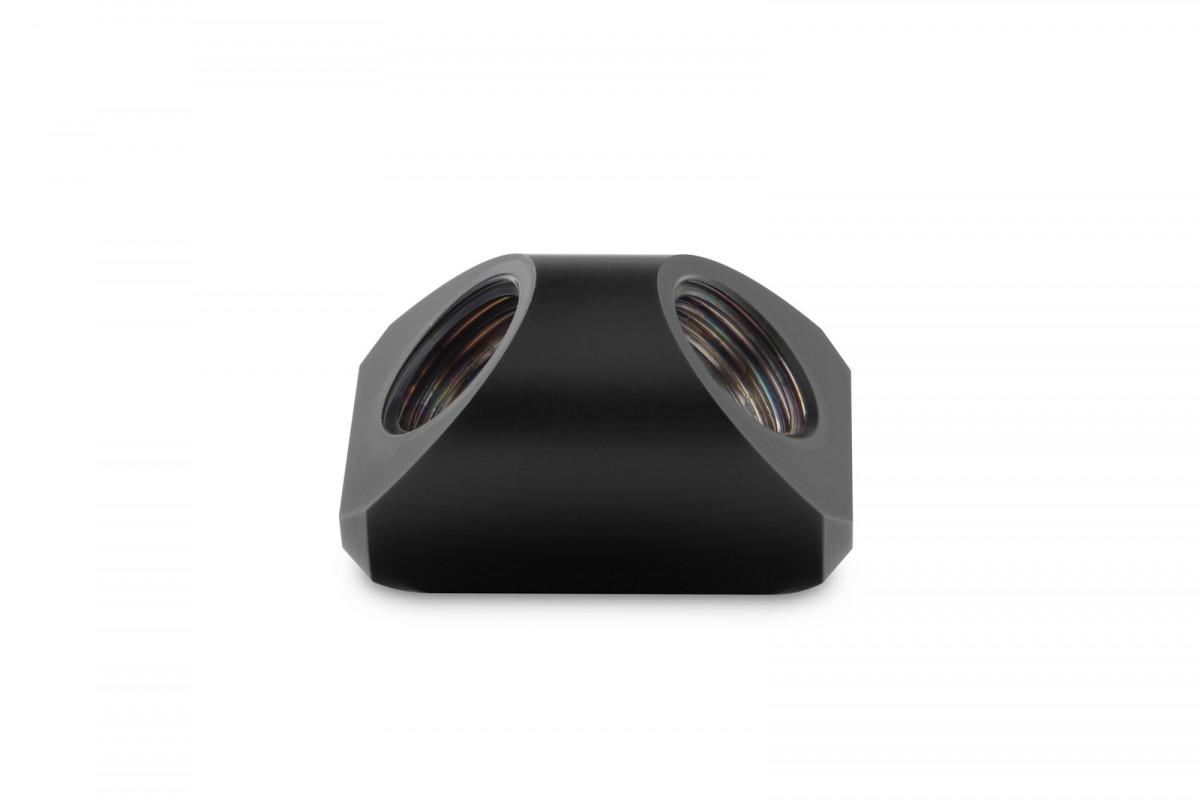 EK-Quantum Torque Static FF 90° - Black