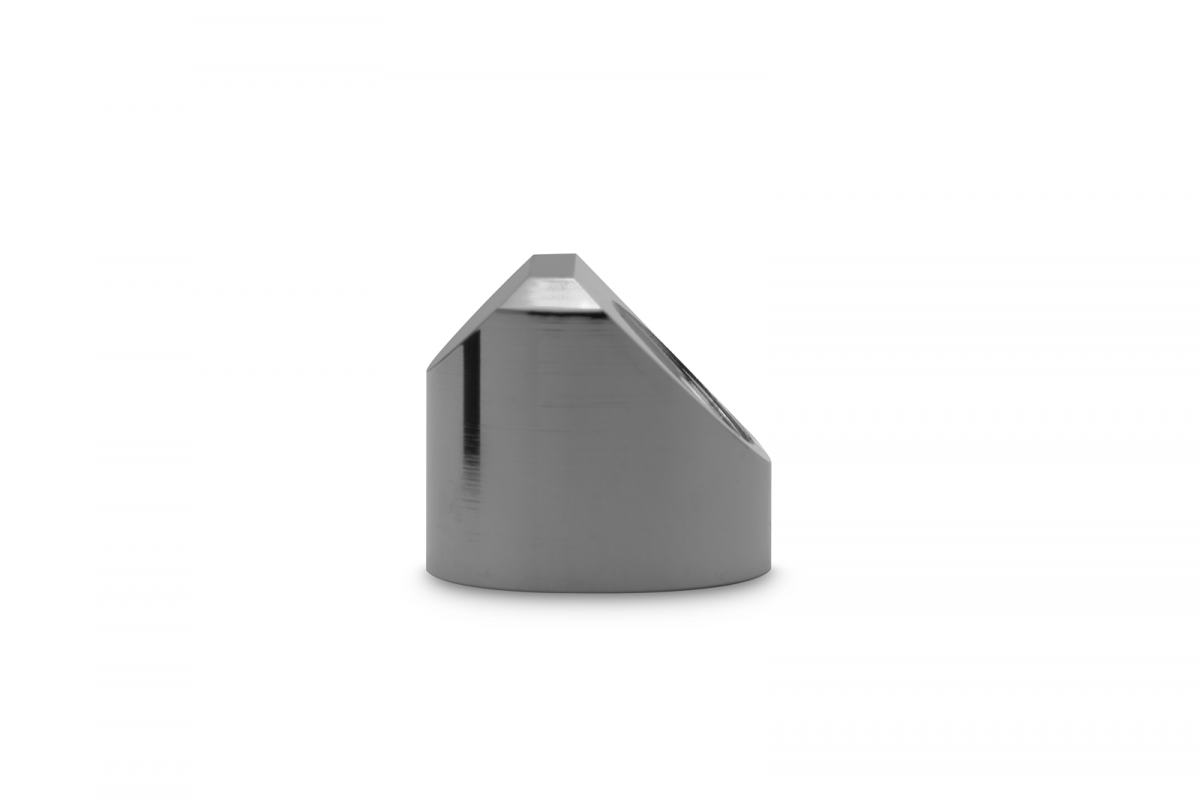 EK-Quantum Torque Static FF 45° - Black Nickel
