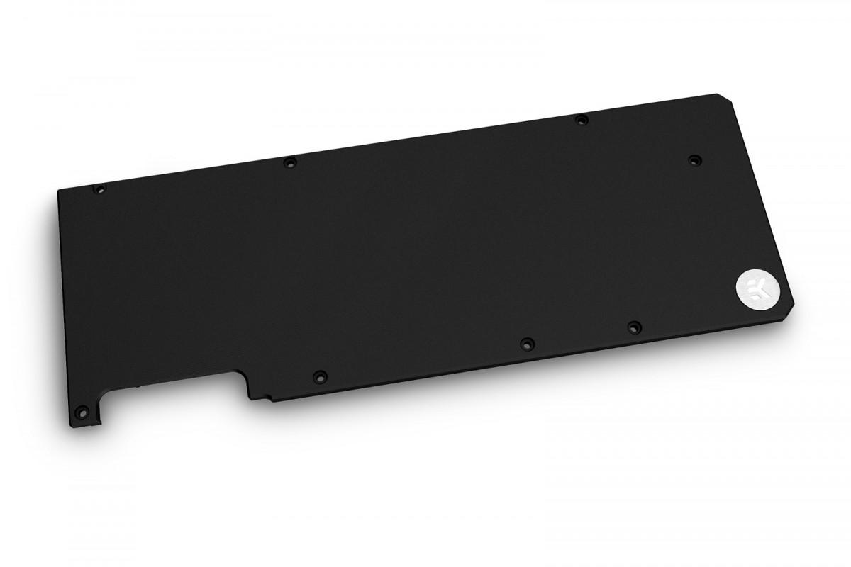 EK-Quantum Vector XC3 RTX 3080/3090 Backplate - Black
