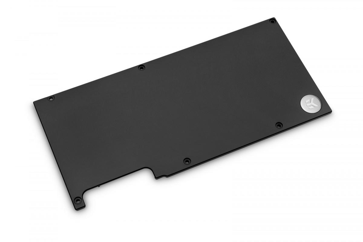 EK-Classic GPU Backplate RTX 3080/3090 – Black