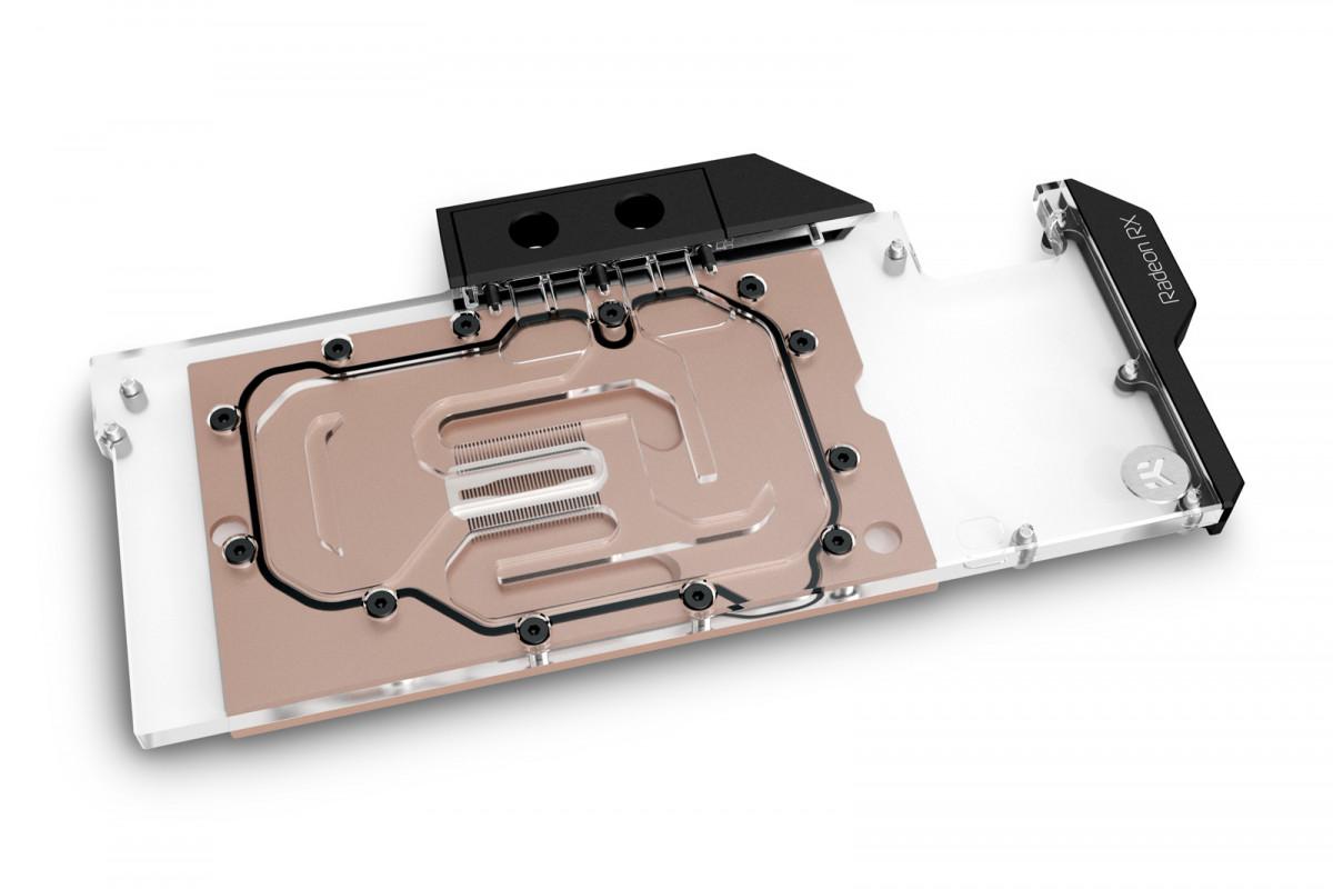 EK-Quantum Vector RX 6800/6900 - Copper + Plexi