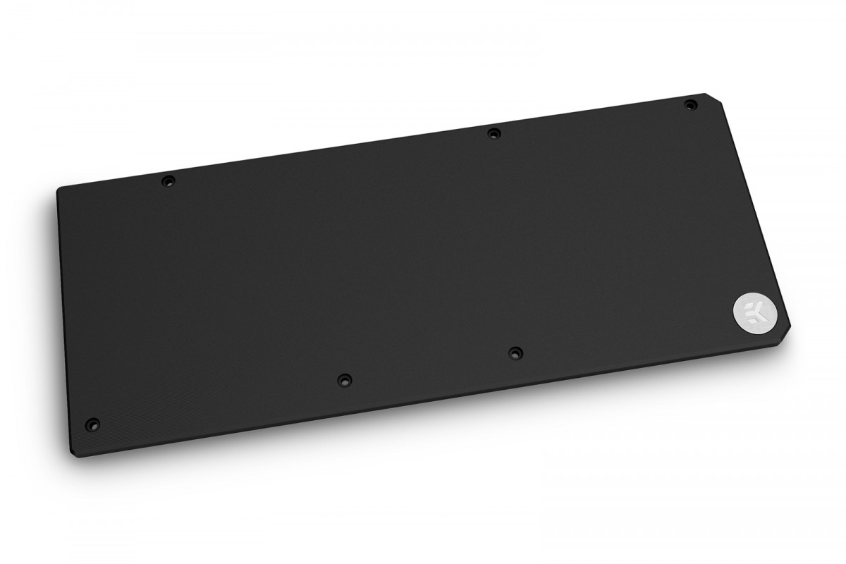 EK-Quantum Vector RX 6800/6900 Backplate - Black