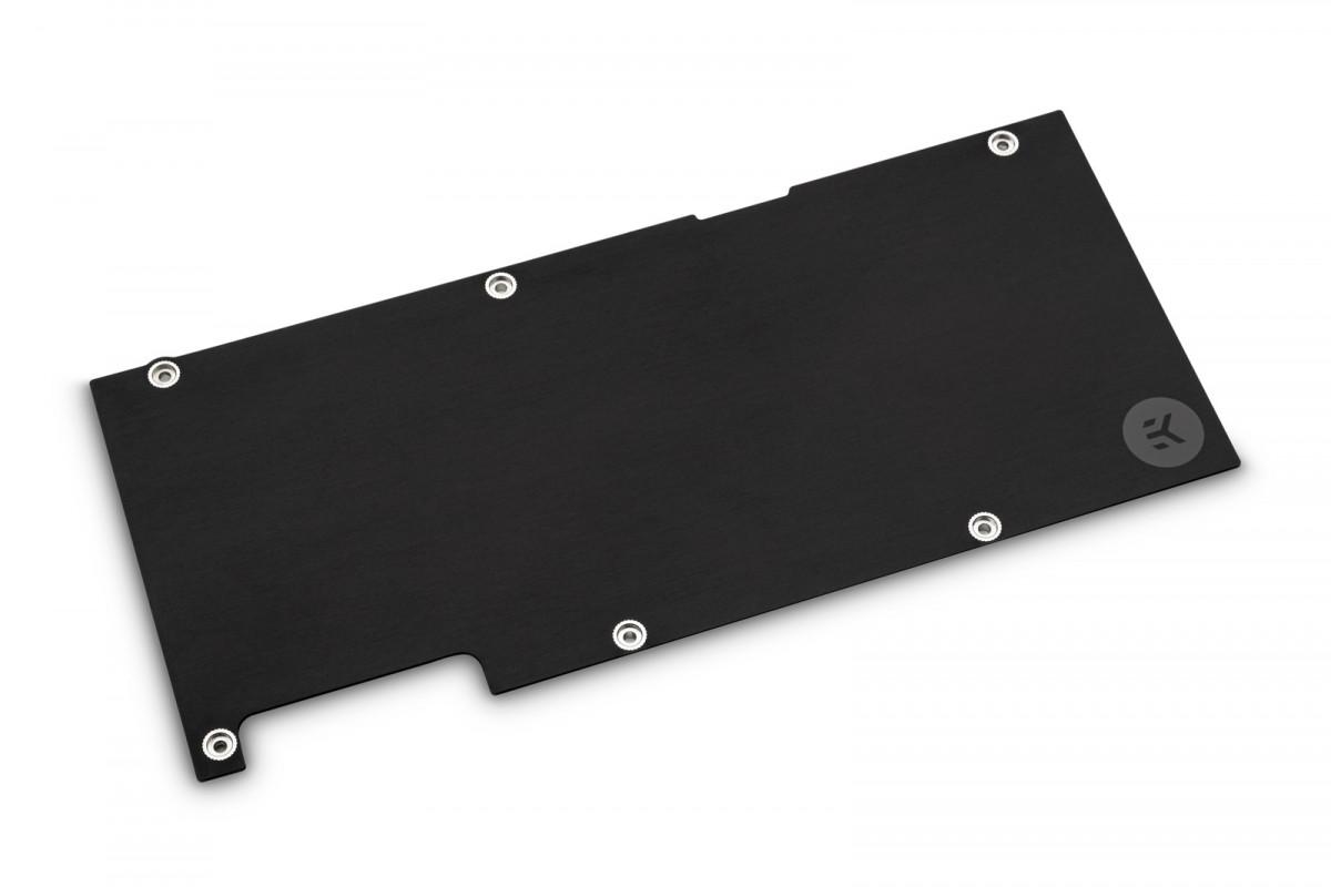EK-AC Trinity RTX 3080 – Backplate