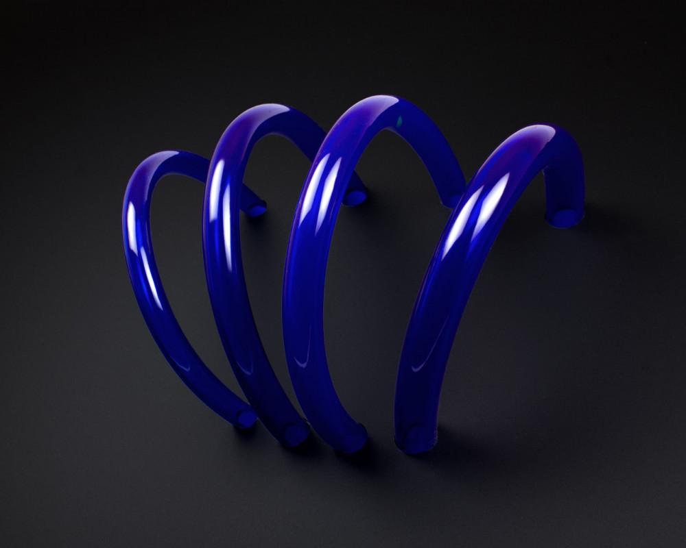 TUBE PrimoChill PrimoFlex™ Advanced LRT™ 15,9 / 11,1mm - Brilliant UV Blue (PFLEXA-758-B)