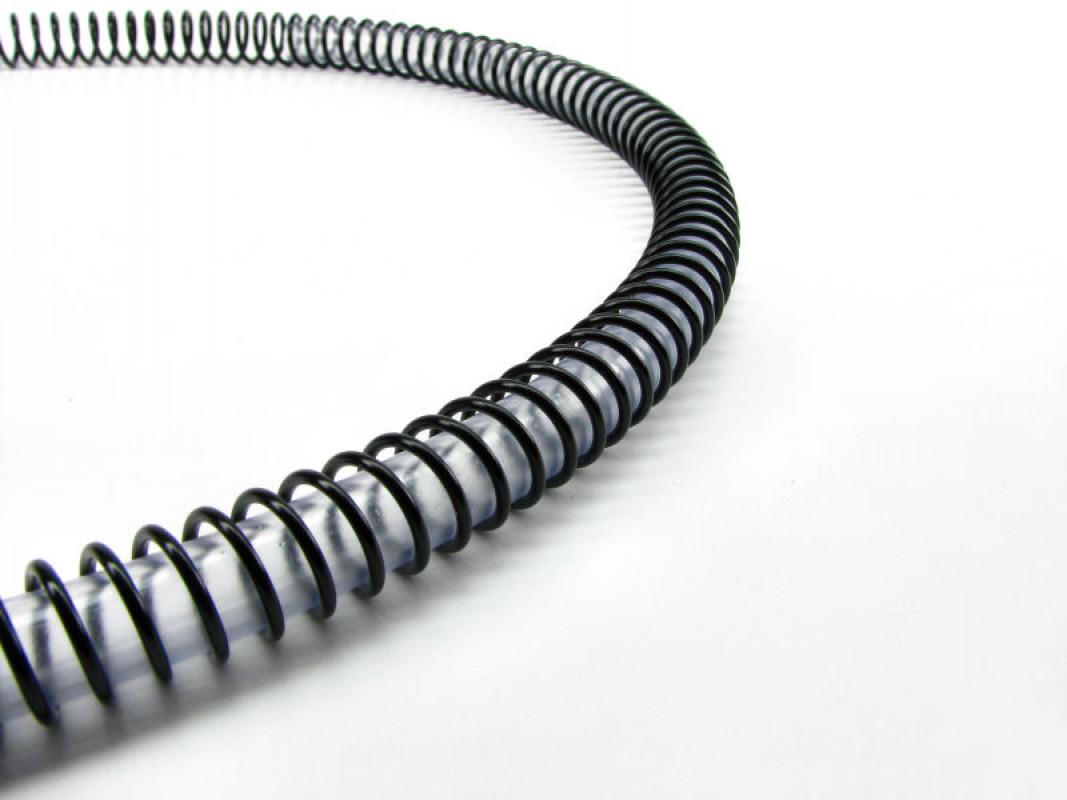 "PrimoChill Anti-Kink Coil 12,7 mm (1/2"") - Black (PCC-12-BK)"