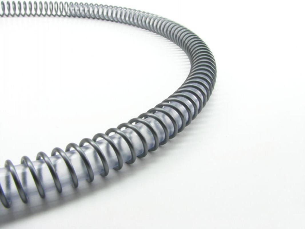 """PrimoChill Anti-Kink Coil 19,1 mm (3/4"""") -  Silver (PCC-34-S)"""