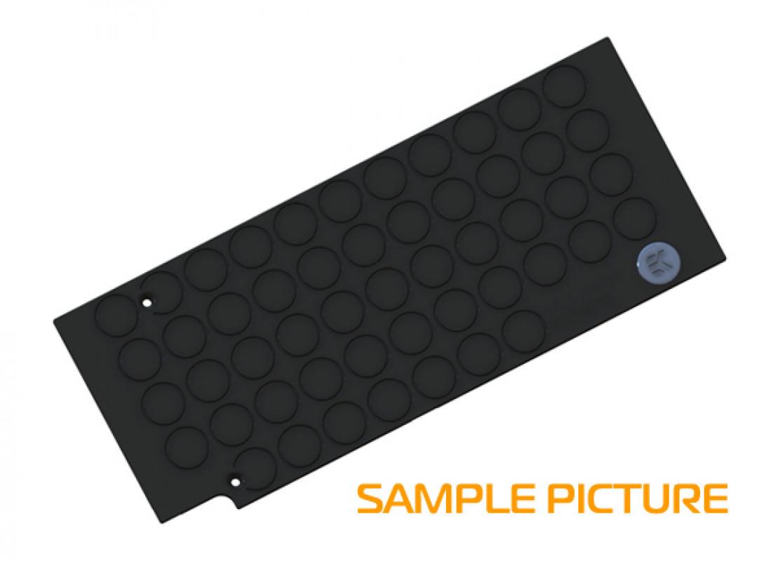 EK-FC7870 Backplate - Black