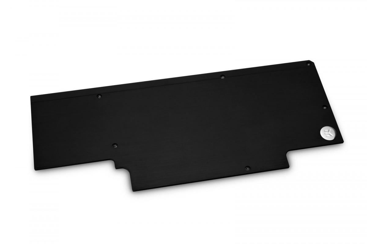 EK-FC Trio RTX 2080 Ti Backplate Classic - Black