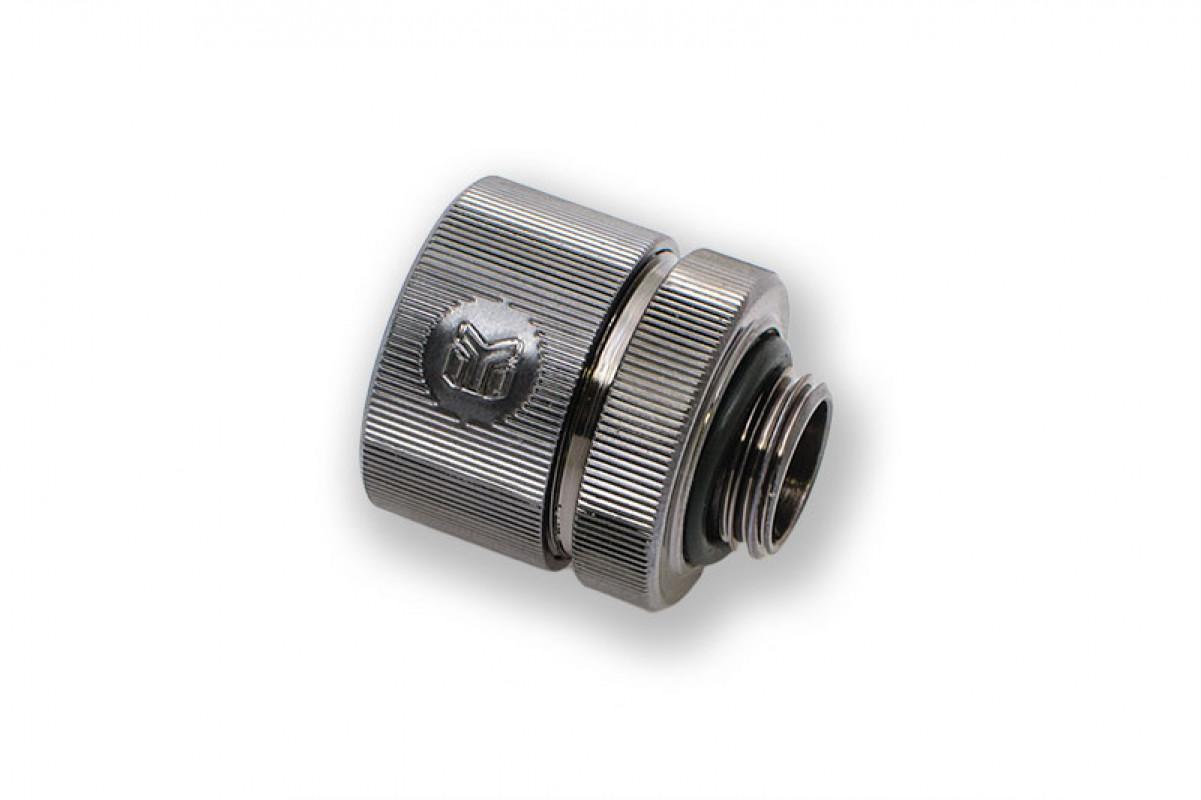 EK-CSQ Fitting 10/16mm G1/4 -Black Nickel