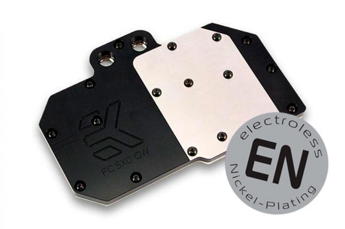 EK-FC5X0 GTX GW - Acetal + EN (Nickel)