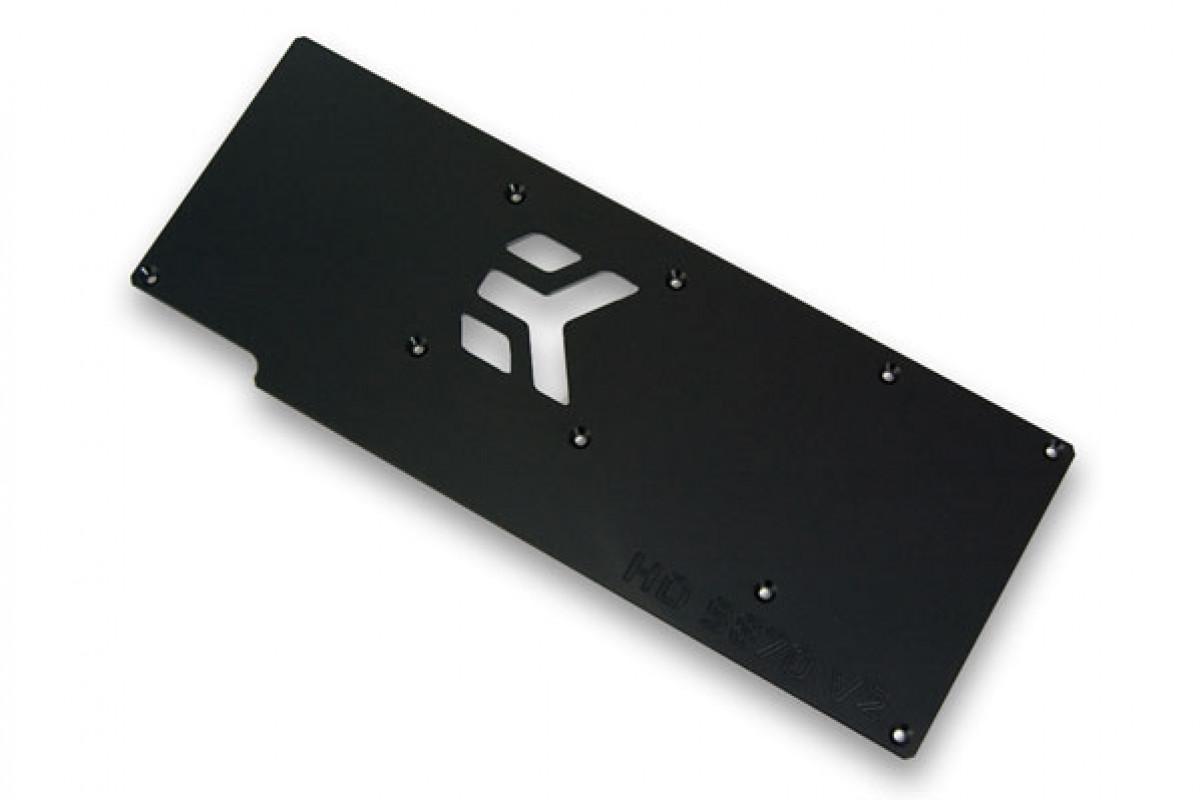 EK-FC5870 V2 backplate - Black