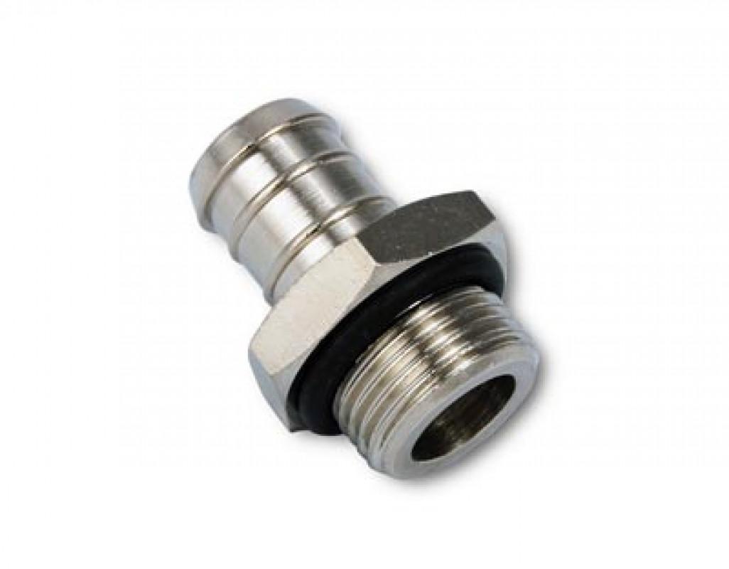 "EK-12mm (1/2"") G3/8 High-Flow Fitting"