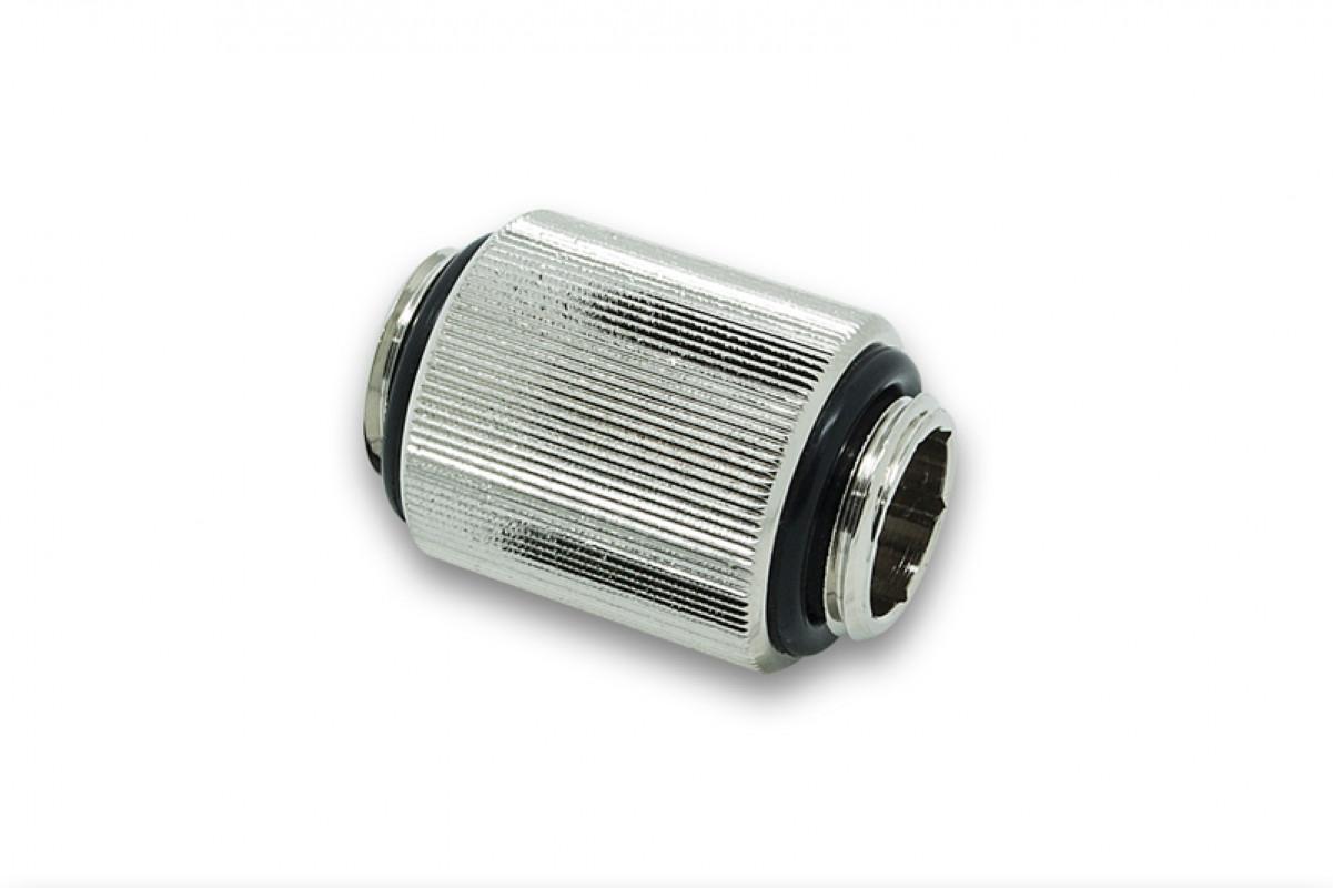 EK-AF Extender 20mm M-M G1/4 - Nickel