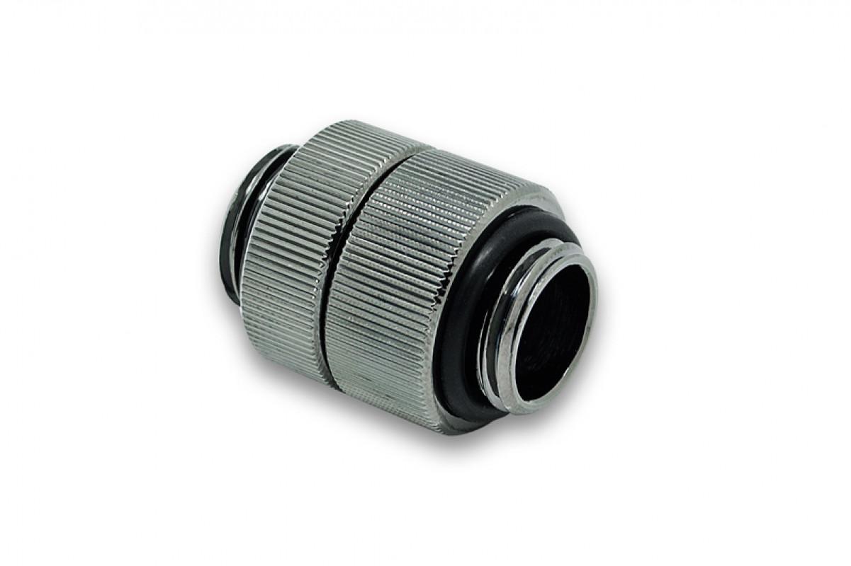 EK-AF Extender Rotary M-M G1/4 - Black Nickel