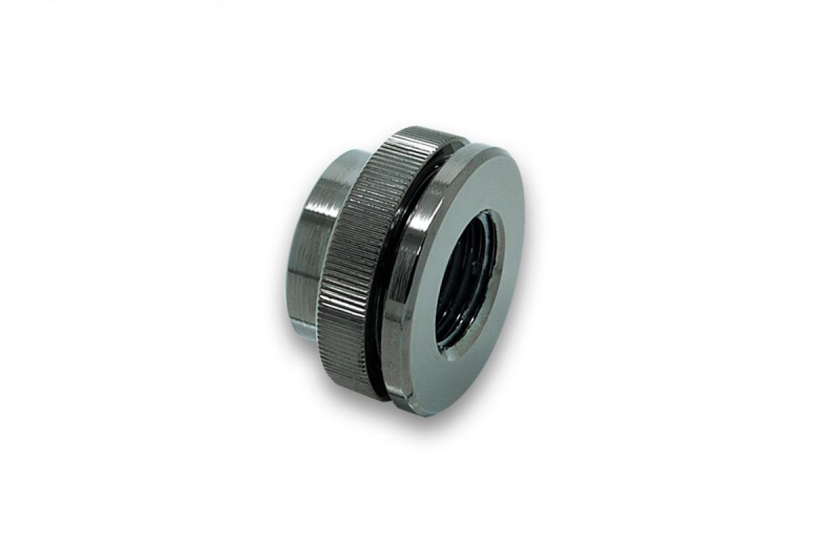 EK-AF Pass-Through G1/4 - Black Nickel
