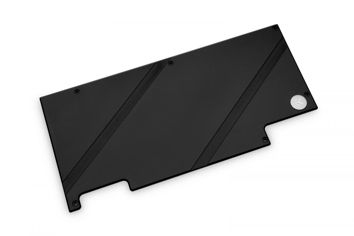 EK-Classic GPU Backplate Strix RTX 3070/3080/3090 - Black
