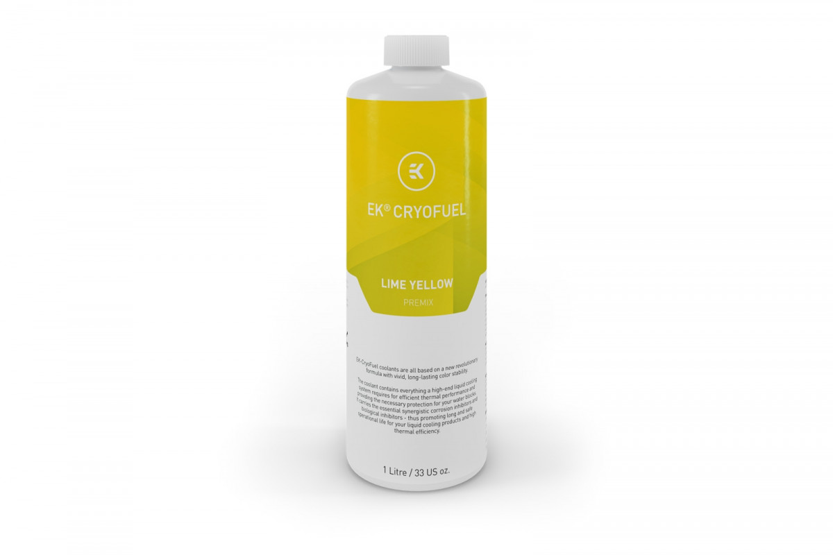 EK-CryoFuel Lime Yellow (Premix 1000mL)