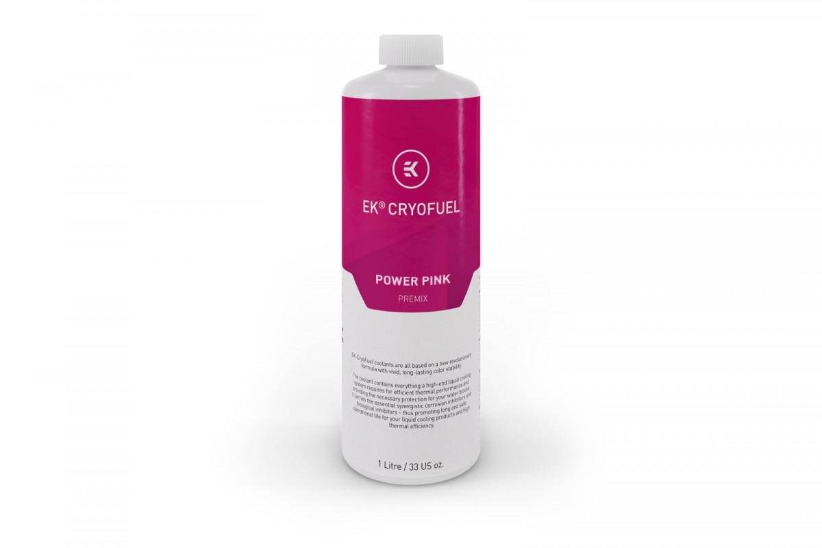 EK-CryoFuel Power Pink (Premix 1000mL)