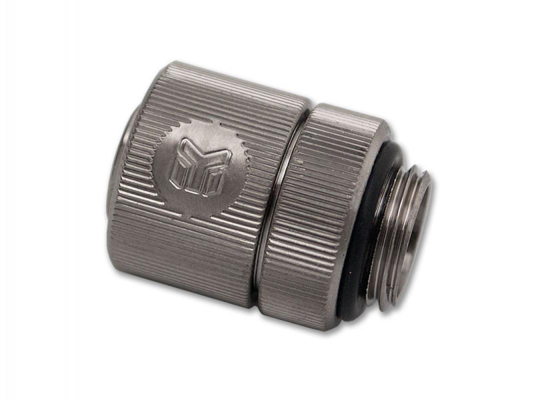 EK-CSQ Fitting 10/13mm G1/4 -Black Nickel