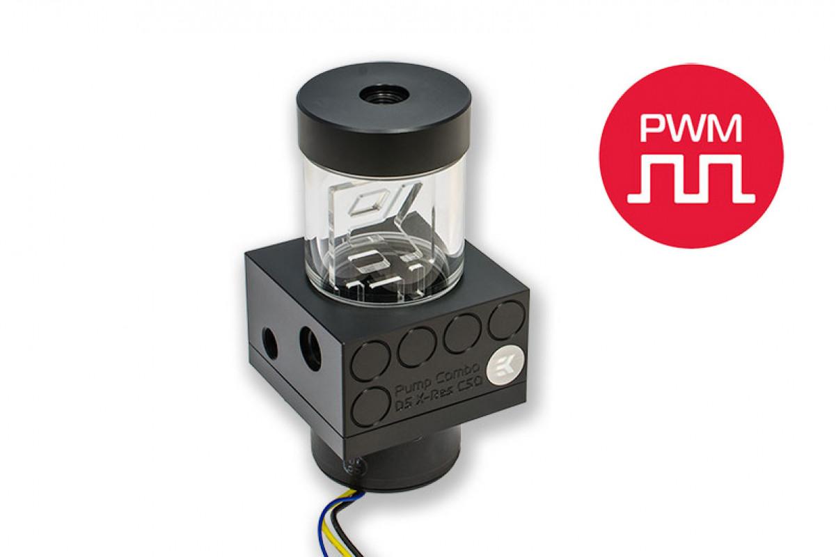 EK-XRES 100 D5 PWM (incl. pump)