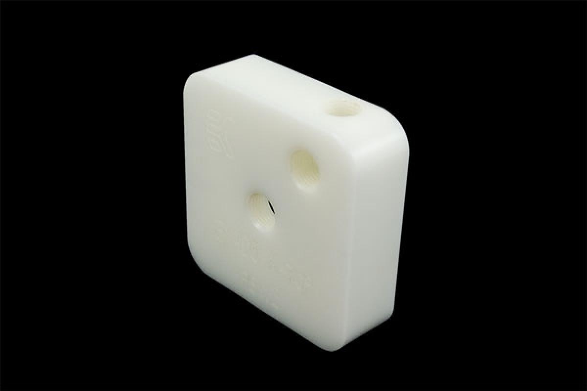 EK-D5 X-TOP - White Acetal G1/4 Rev.2
