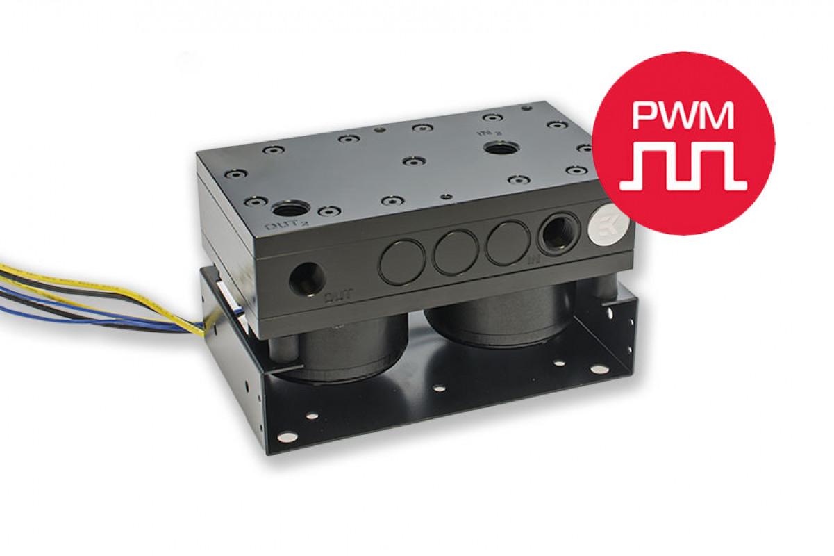 EK-XTOP Dual D5 PWM (incl. 2x pump)