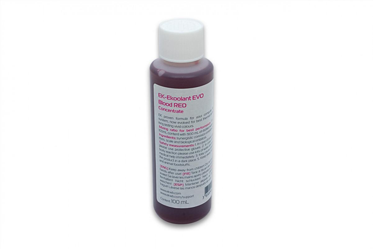 EK-Ekoolant EVO Blood RED (concentrate 100mL)