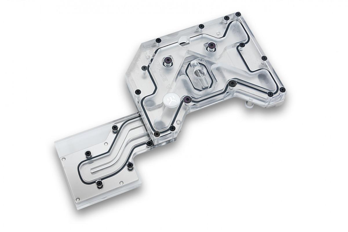 EK-FB ASUS R5E Monoblock - Nickel