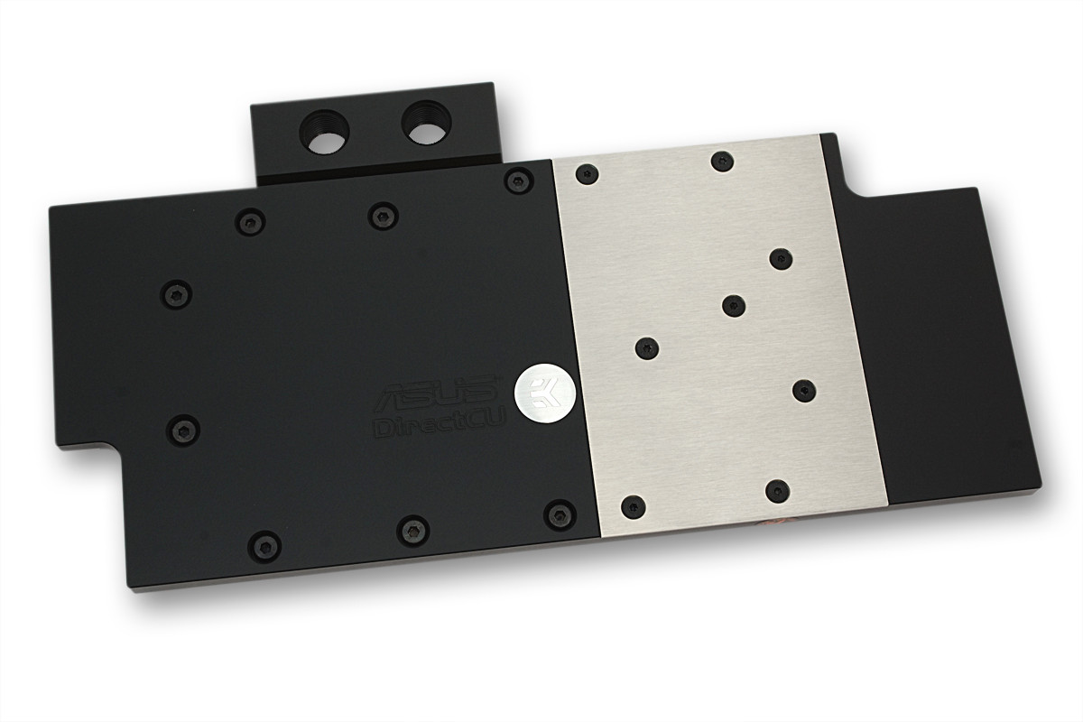 EK-FC R9-280X DCII - Acetal+Nickel