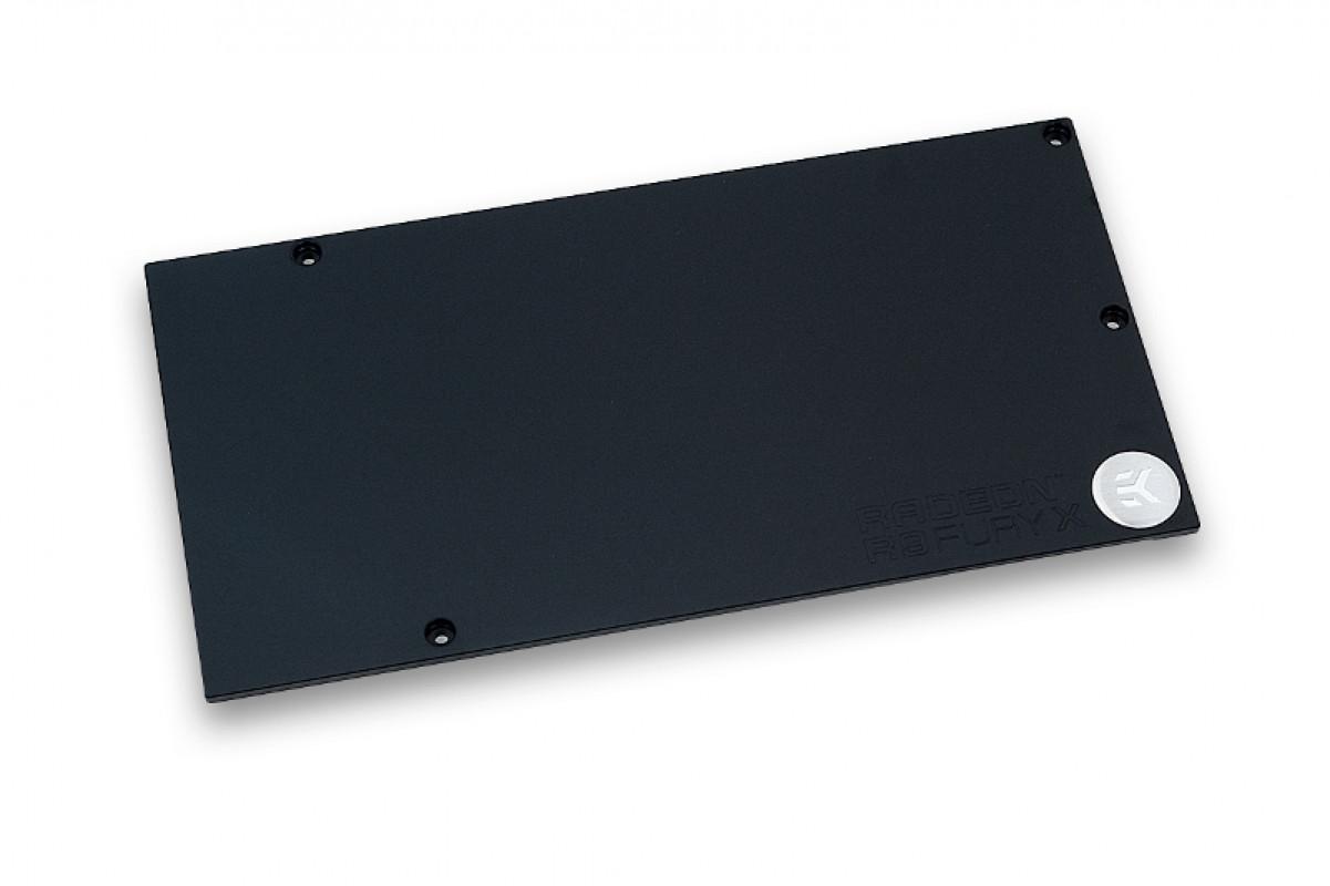 EK-FC R9 Fury X Backplate - Black