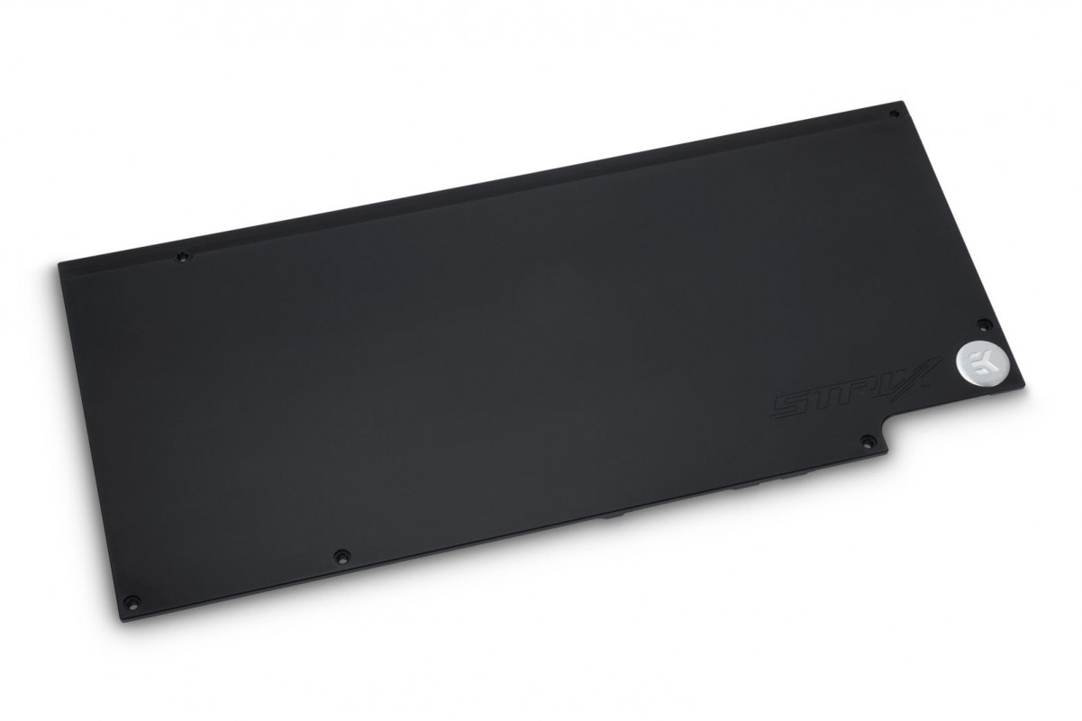 EK-FC Radeon Vega Strix Backplate - Black