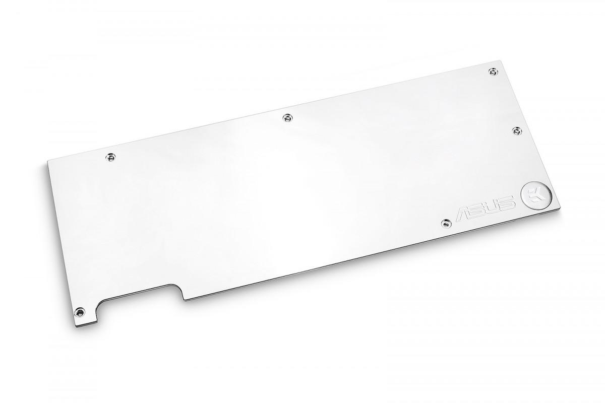 EK-FC1070 GTX Ti ASUS Backplate - Nickel