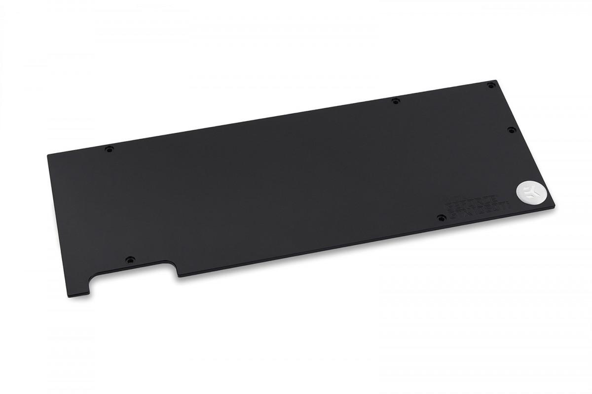 EK-FC1080 GTX Ti Backplate - Black