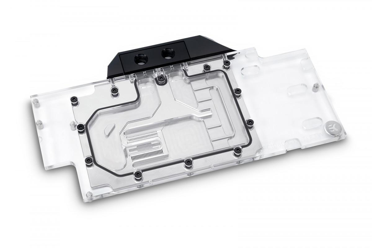 EK-FC1080 GTX Ti FTW3 - Nickel