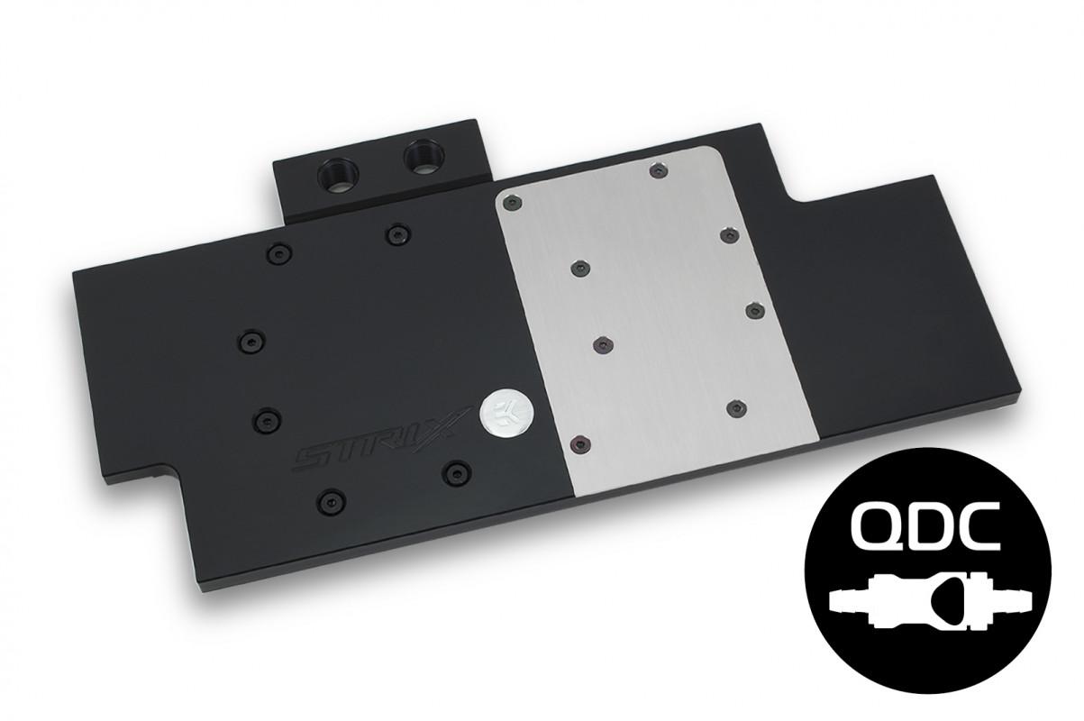 EK-FC1080 GTX Strix - Acetal+Nickel (QDC)