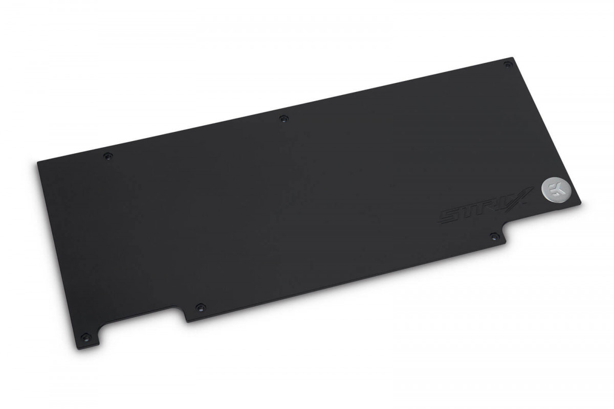 EK-FC1080 GTX Ti Strix Backplate - Black (rev. 2.0)