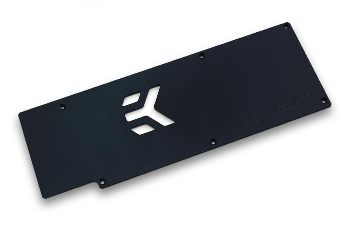 EK-FC6970 Backplate - Black