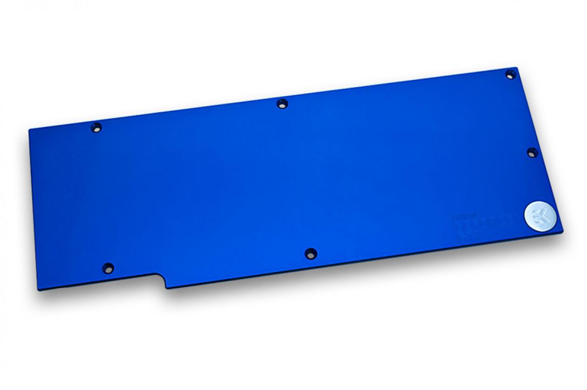EK-FC780 GTX Ti Backplate - Blue (QClass 2)