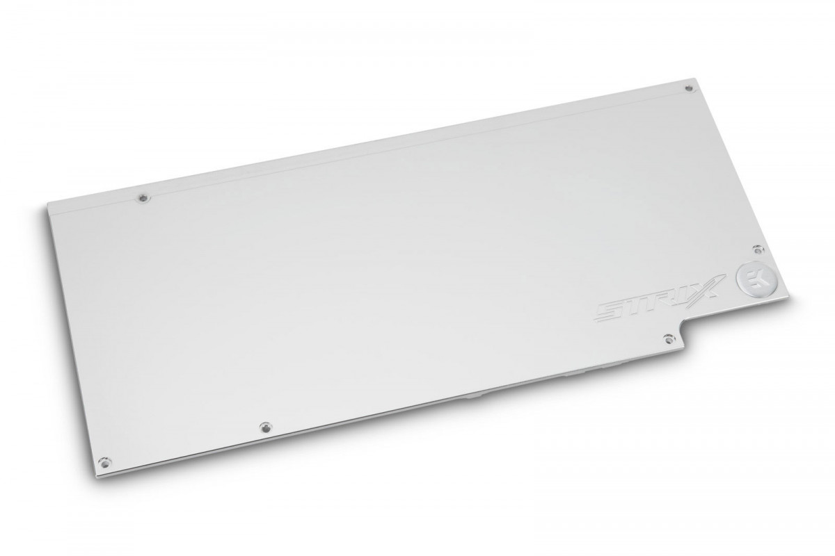 EK-FC Radeon Vega Strix Backplate - Nickel