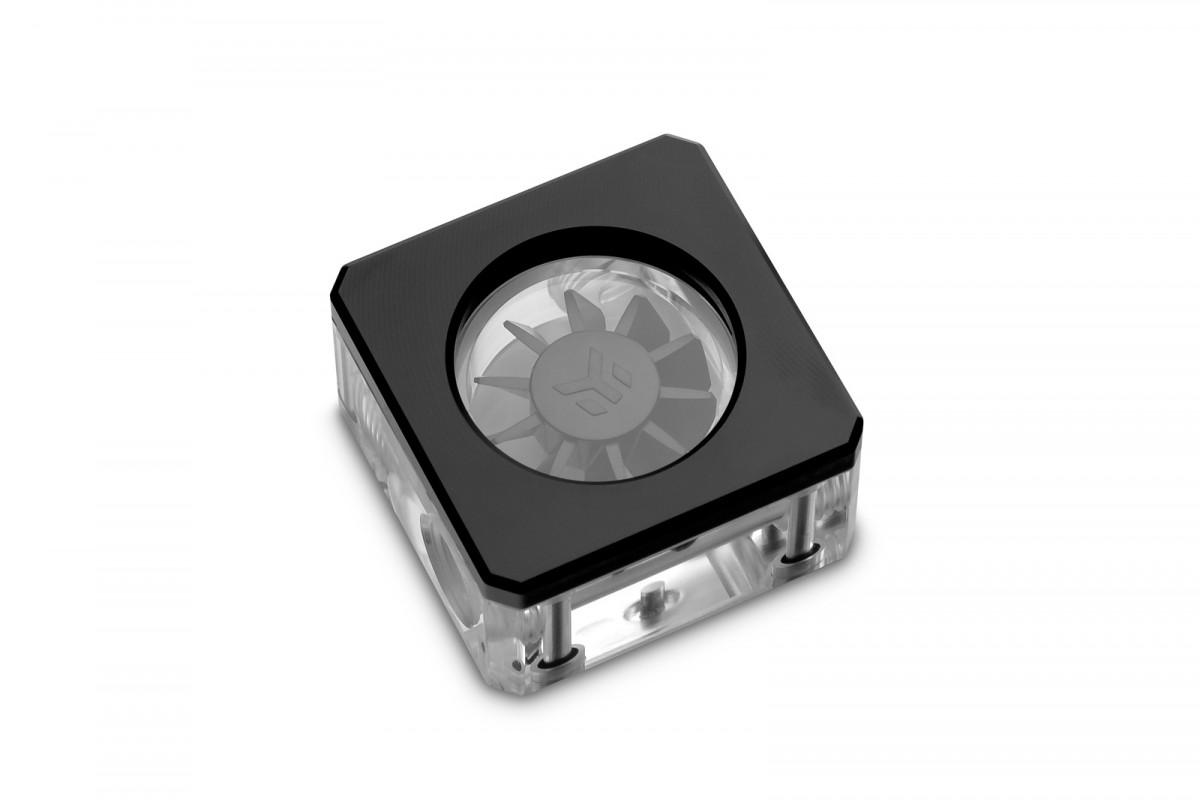 EK-Quantum Flow Indicator D-RGB – Black